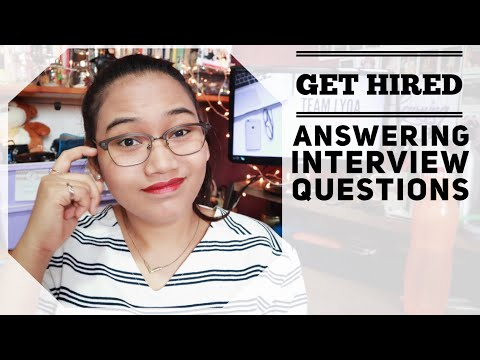 Job Interview Tips - Get Hired