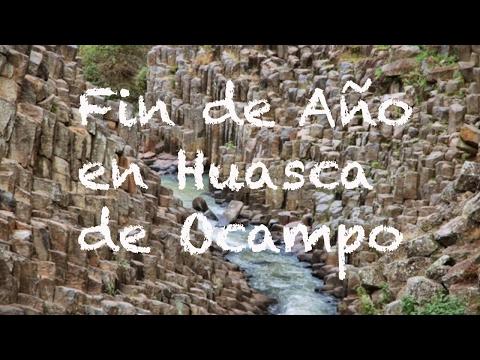 Fin de Año en Huasca de Ocampo Hidalgo