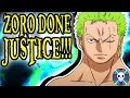 ZORO DONE JUSTICE!!! | One Piece Episode 893 Review!