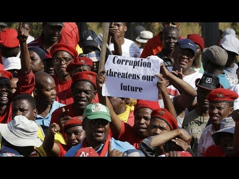 Corruption erodes Africa's wealth and governance prospects