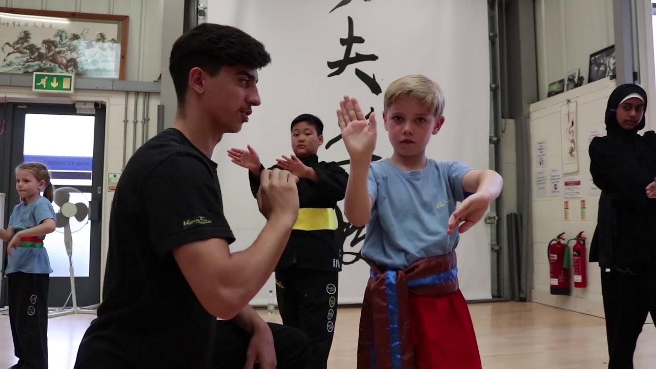 Kung Fu Schools Croydon