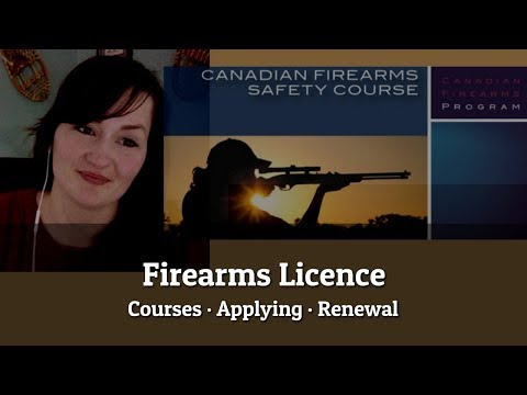 Before You Go - Part 3: The Firearms License
