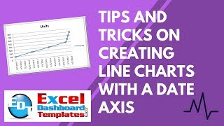 Tips and Tricks on Creating Line Charts With a Date Axis
