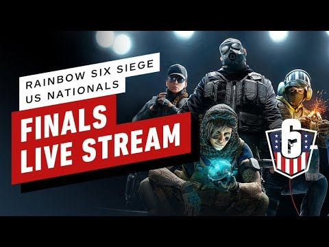 Rainbow Six Siege - US Nationals Finals Live Stream (DAY 2)