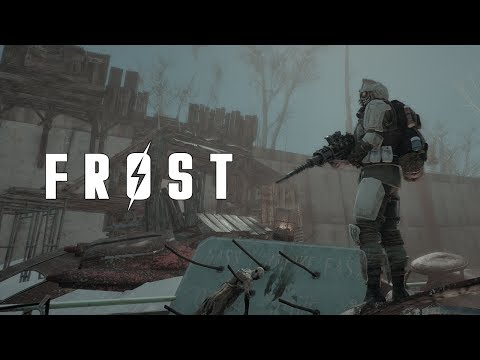 Cleaning up the streets of Boston - FROST: Survival Simulator Fallout 4 - Episode 25