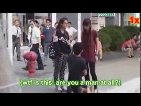 Femdom public humiliation from YouTube · Duration:  2 minutes 18 seconds