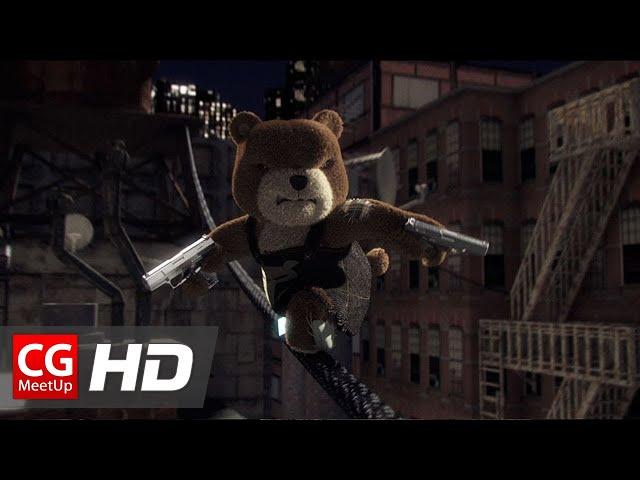 CGI Animated Short Film HD The Mega Plush Episode I by Matt Burniston   CGMeetup