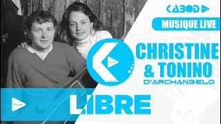LIBRE - CHRISTINE & TONINO feat. EXO ECLATS (Lyrics)