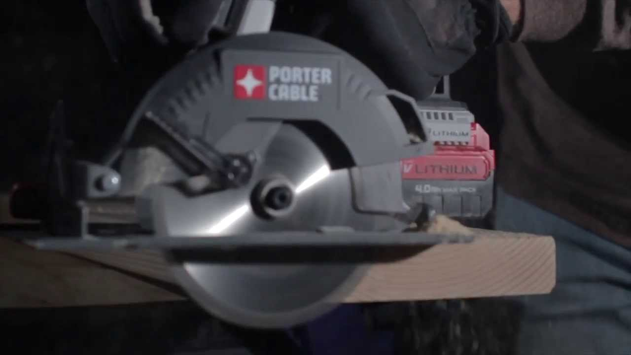 Porter cable 20v max 6 12 inrcular saw pcc660b youtube porter cable 20v max 6 12 inrcular saw pcc660b keyboard keysfo