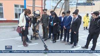 Начальная военная подготовка в школах