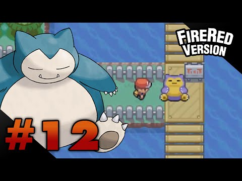Let's Play Pokemon: FireRed - Part 12 - I believe I can HM02