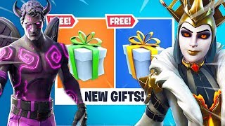 THE SAISON 8 FREE ON FORTNITE ... (BATTLE PASS, CADEAUX, SKINS ...)