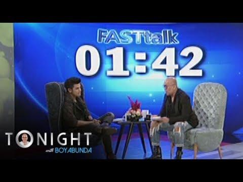 TWBA: Fast Talk with Leo Consul