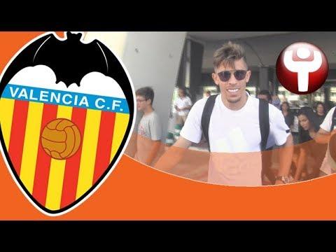 """Gabriel Paulista llega al Valencia CF: """"En una semana estoy para jugar"""""""