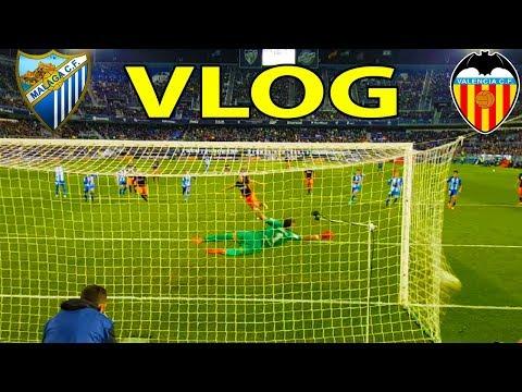 """VLOG: Malaga vs Valencia 1-2 Experienta Minunata Pe """" La Rosaleda """""""