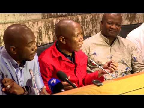 The problem is not Zuma, it\'s the whole ANC\': Malema
