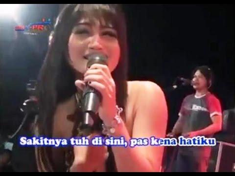 Sakitnya Tuh Disini Reza LS Dangdut Koplo Hot New Plus Lirik
