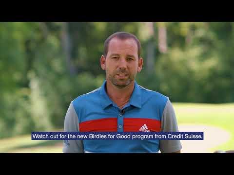 Birdies for Good – A Message from Sergio García