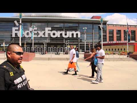 Fedex Forum Memphis TN