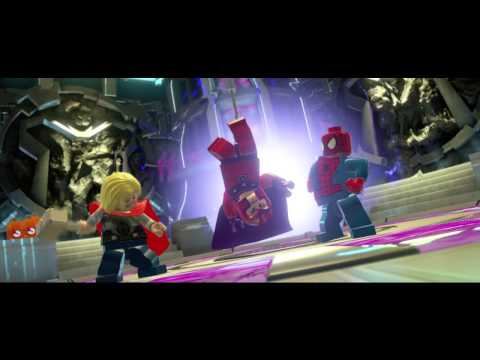 LEGO Marvel Super Heroes Official Launch Trailer - Narrated by Stan Lee