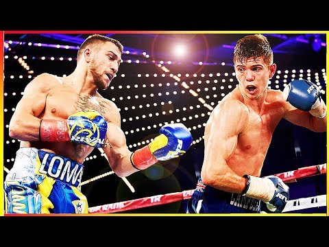 Vasyl Lomachenko Vs Luke Campbell PRE-FIGHT TALE