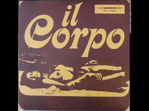 Piero Umiliani – Il Corpo (Colonna Sonora Del Film)