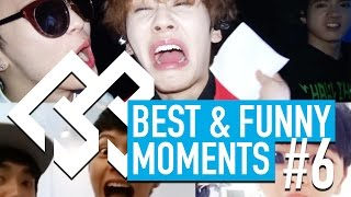 Reserved & Quiet Idols: BTOB #6 - Best & Funny Moments! thumbnail