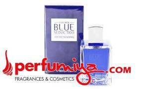 Blue Seduction Cologne for men by Antonio Banderas from Perfumiya