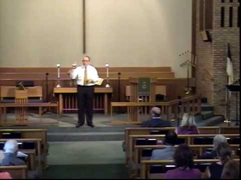Sept 11 2016 Sermon Message 'Remember Our Mission' of Fields United Methodist Church