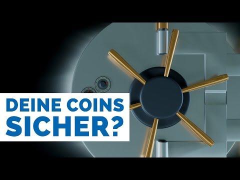 Sind deine Coins sicher? Wie sieht es aus mit deinem Seed? Anregungen und