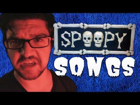 Top 5Spooky Songs