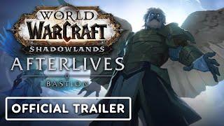 World of Warcraft: Shadoẁlands Afterlives - Official Story Trailer   gamescom 2020
