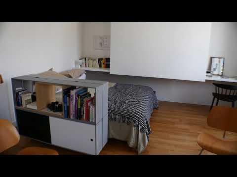 Cosy studio apartment for rent in 20th arrondissement - Spotahome (ref 210215)