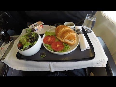 AeroMexico 737-700 Premier Class Mexico City to Tijuana