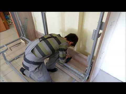 Шкаф кровать диван трансформер своими руками чертежи