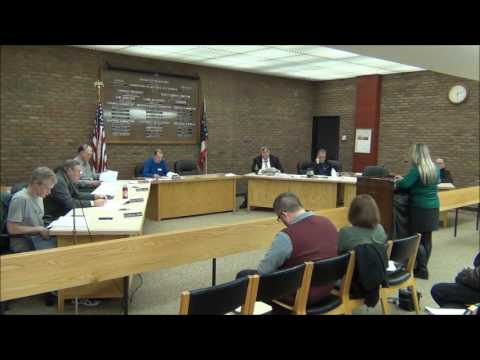 Bucyrus City Council Committee Meetings 4/6/17