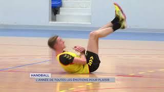 Handball : L'année de toutes les émotions pour Plaisir