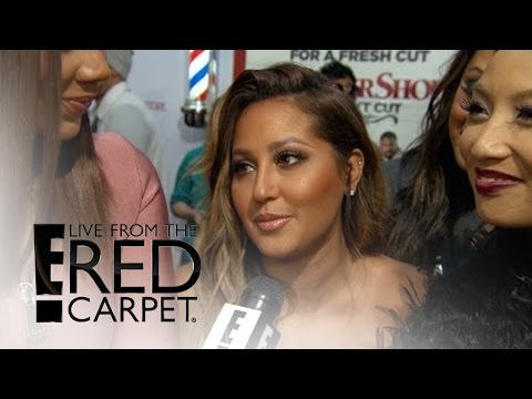 Adrienne Bailon Is Happy for Rob Kardashian | Live from the Red Carpet | E! News