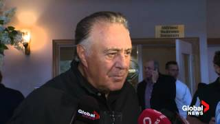 Phil Esposito candid about 1972 Summit Series anniversary
