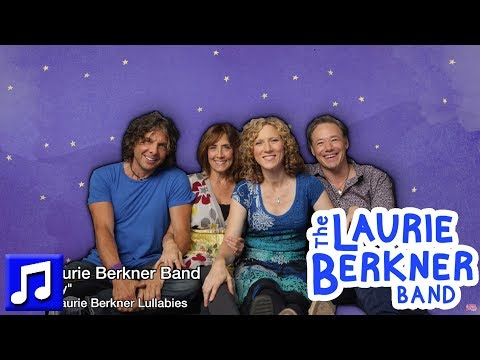 """Best Lullabies For Kids- """"A Lullaby"""" By The Laurie Berkner Band"""