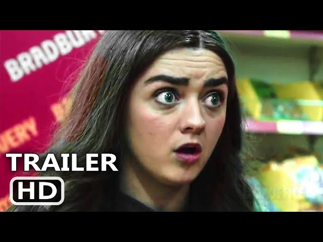 TWO WEEKS TO LIVE Trailer (2020) Maisie Williams, Series