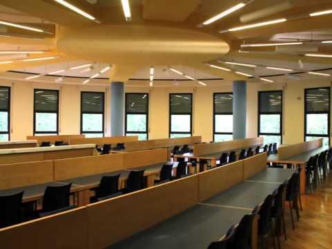 Biblioteca Facultad Filosofía y Letras. UVA
