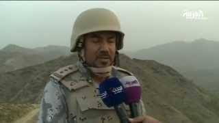 حرس الحدود السعودي.. جدار الحماية الأول