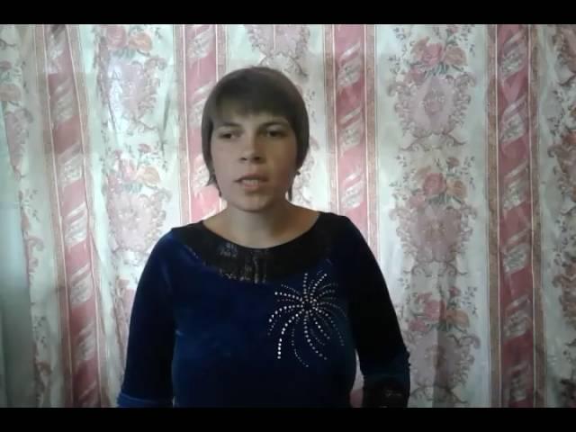 Изображение предпросмотра прочтения – ОльгаБелинская читает произведение «Зимнее утро» А.С.Пушкина