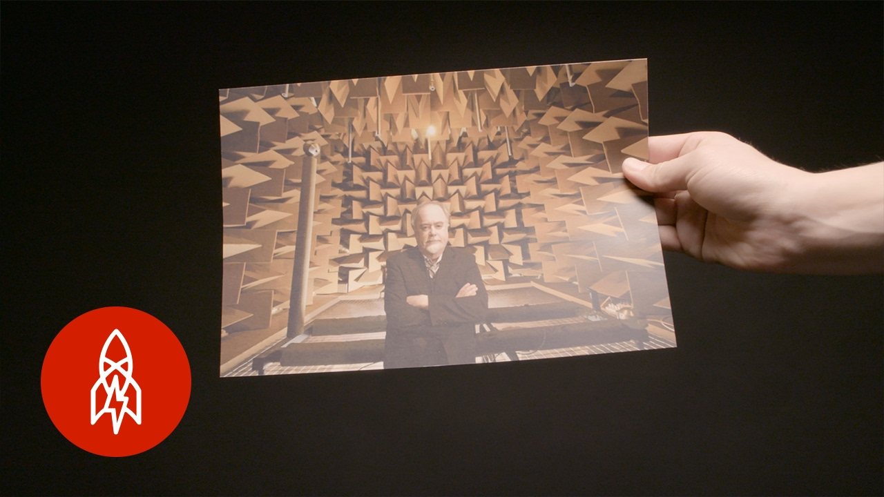 Listen For a Pin Drop In One of the World's Quietest Rooms