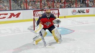 NHL 16 - Best Online Goalie Ever!
