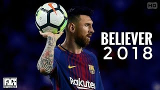 Gambar cover #believer #messi Lionel Messi 2018 - Believer HD