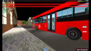 ROBLOX Buses: Two London Buses go NIS