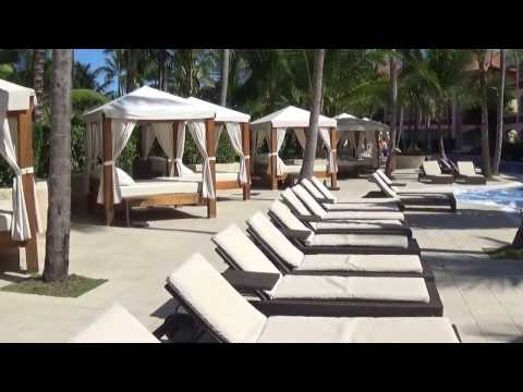 Part 4 Majestic Colonial Club  Resort Punta Cana Adult Only Pool  2017
