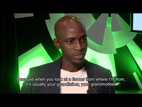 #AgricultureIsCool: Gambian young entrepreneur Momarr Taal